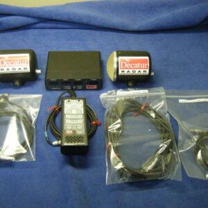 Decatur Genesis II Select Dual Antenna Directional RADAR
