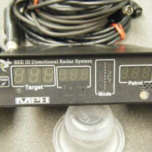 MPH Bee III Dual Antenna Directional RADAR