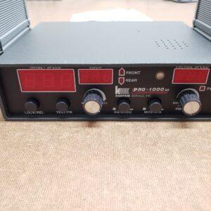 Kustom Signals Pro-1000 DS RADAR Dual Antenna