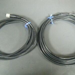 Stalker RADAR Antenna Cable Set 8ft & 16ft