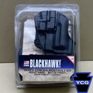 Blackhawk SERPA Concealment Holster, Taurus Judge – Right Hand 410540BK-R