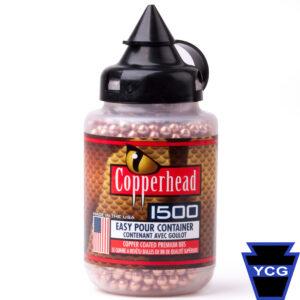 Crosman Copperhead BBs 0737 (5-pack)