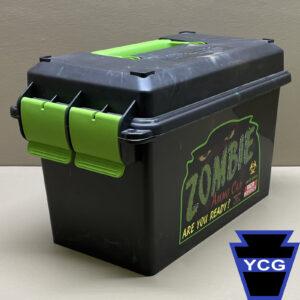 MTM Case-gard Zombie Ammo Can 50 – AC50Z